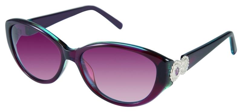 Jessica Mcclintock Eyeglass Frames Petite : GLAMeyewear.com - Jessica McClintock 569