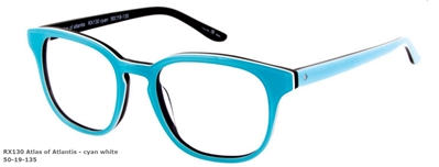 GLAMeyewear.com - Paul Frank RX130 Atlas of Atlantis